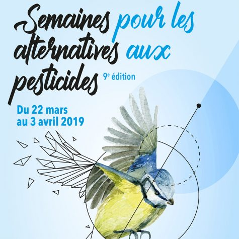 Semaines pour les Alternatives aux Pesticides - du 22 mars au 3 avril
